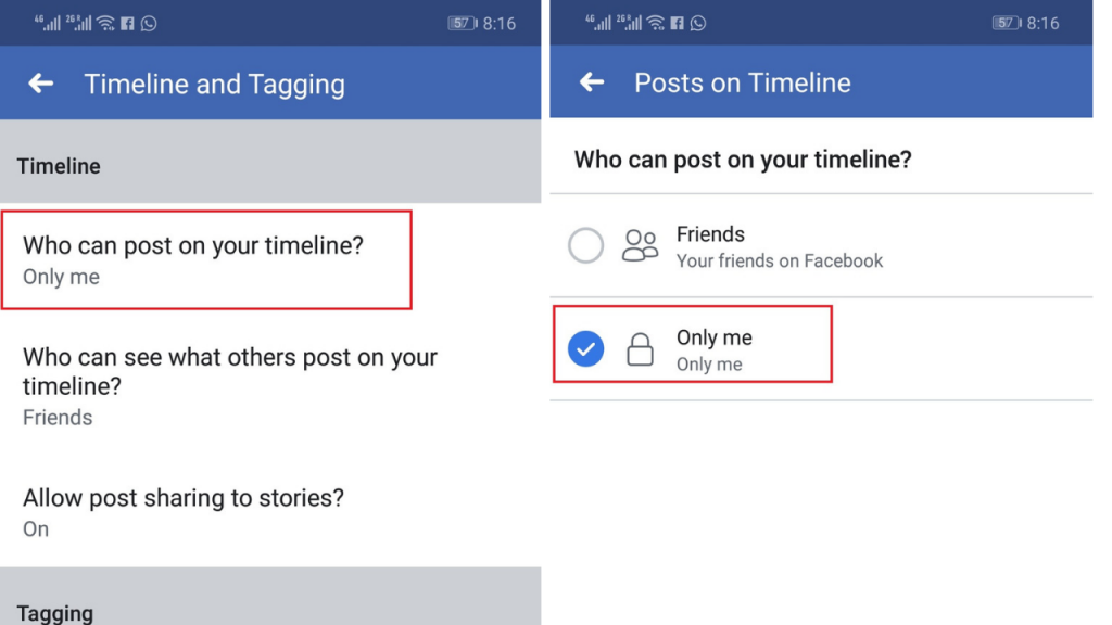how to use Facebook Timeline